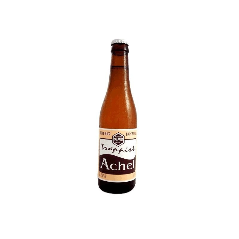 Trappist Achel Blonde 0,33L 8,0% trappista világos tripel