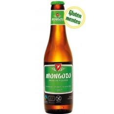 Mongozo Premium Pilsener 0,33L gluténmentes belga sör