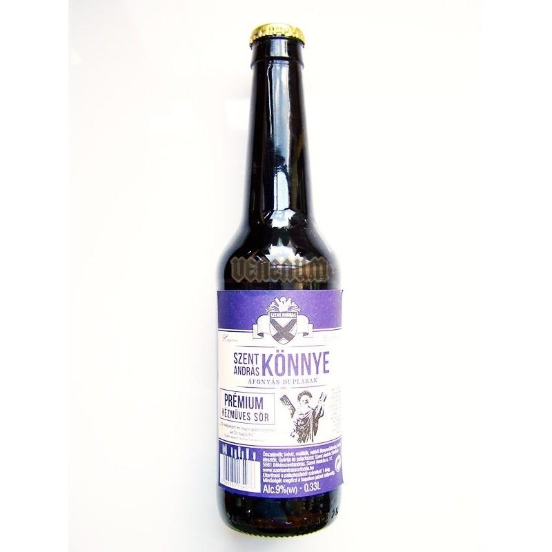 Békésszentandrási Szent András könnye 0,33L kézműves sör