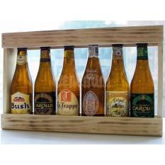 Szikszpakk Mahagoni világos belga sör válogatás