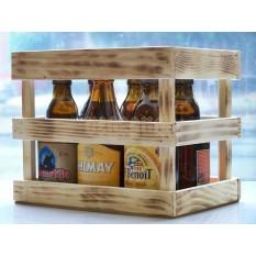 Szikszpakk-Börni-Tömzsi világos belga sör válogatás