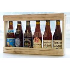 Szikszpakk-Börni-Félméteres barna belga sör válogatás