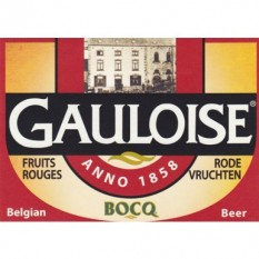 La Gauloise Fruits Rouges 0,33L  belga sör