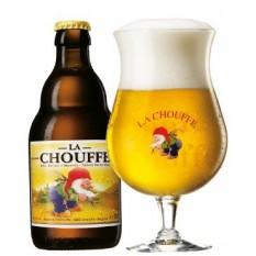 La Chouffe söröskehely