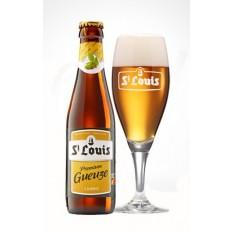 St. Louise Gueuze 0,25L belga sör