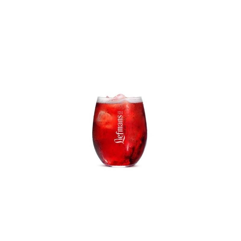Liefmans Fruitesse On The Rocks pohár