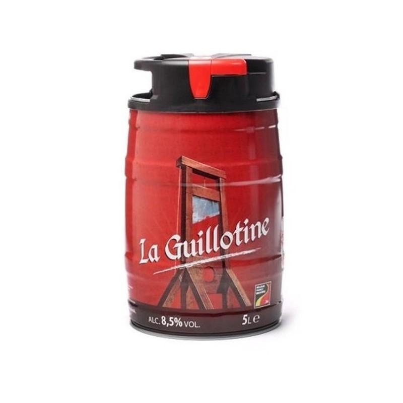 La Guillotine 5L -es partyhordós kiszerelésű belga sör