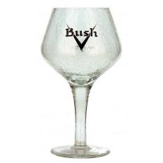 Bush sörös pohár (törött mintás)