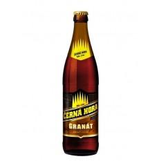 Cerna Hora Granat Tmavé 12° 0,5l cseh sör