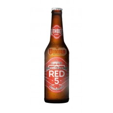 Red 5 0,33L 5%  Magyar sör