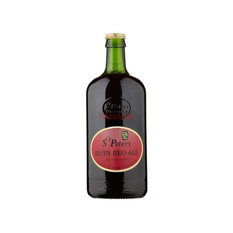 St. Peter's Ruby Red Ale 0,5l Angol sör