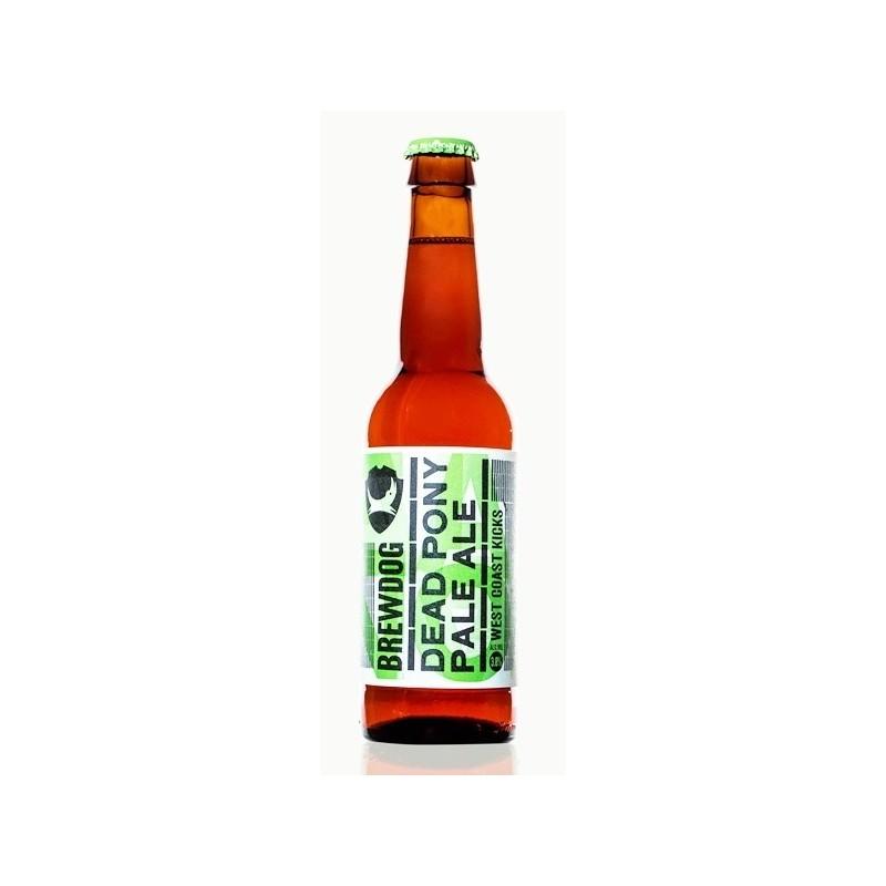 Brewdog Dead Pony Pale Ale 0,33l skót sör