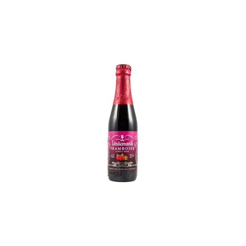 Lindemans Framboise (málnás) 0,25L belga sör