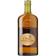 St. Peter's Suffolk Gold 4.9% 0,5l Angol sör