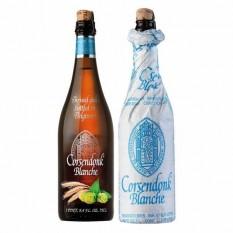 Corsendonk Blanche 0,75L belga sör