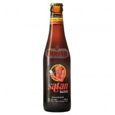 Satan Black  0,33L belga sör