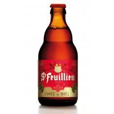 St Feuillien Cuvée de Noel 0,33L belga sör