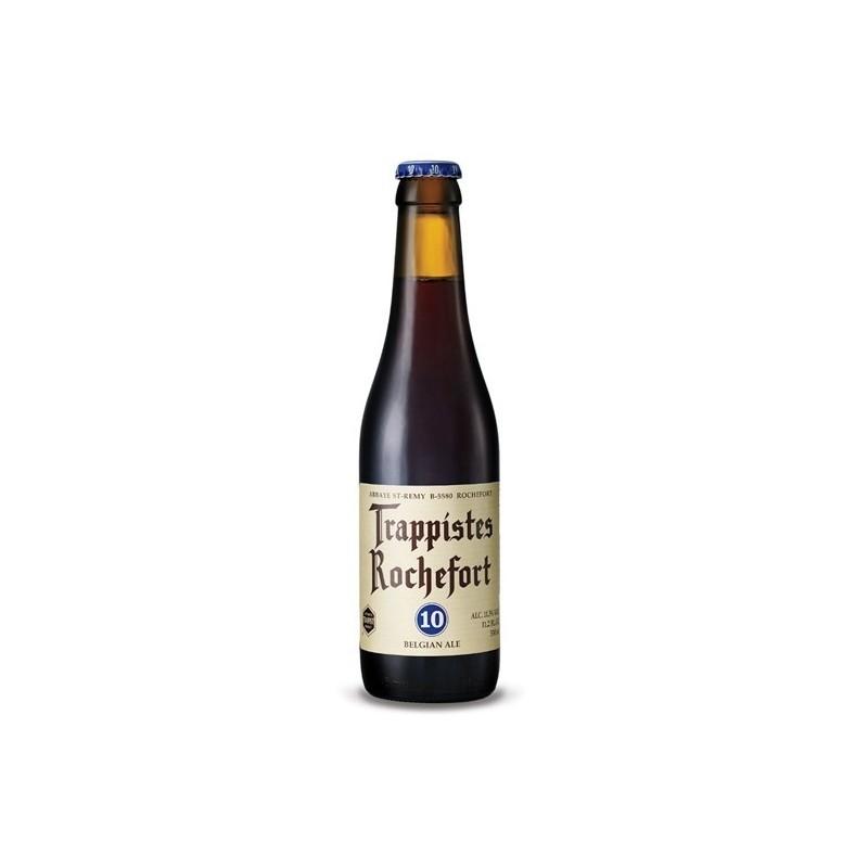 Rochefort Trappistes 10° 0,33L belga sör