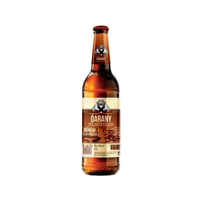 Békésszentandrási Óarany 0,5L 4.9% kézműves sör