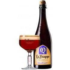 La Trappe Quadrupel 0,75L  holland sör