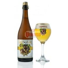 Lupulus Blonde 8.5 % 0,75l belga sör