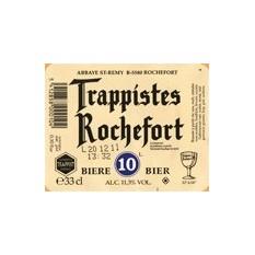 Trapistes Rochefort 10° 0,33L