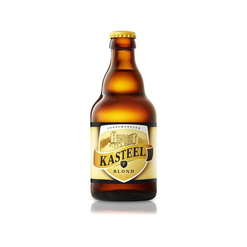 Kasteel Tripel 11° 0,33L belga sör