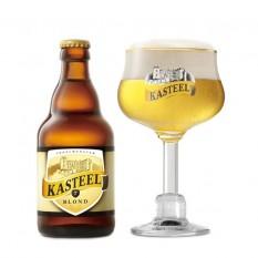 Kasteel Blond  7° 0,33L belga sör