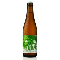 Green Killer 0,25L belga sör