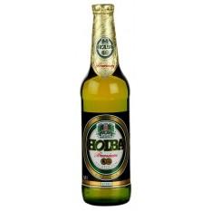 HOLBA Premium 0,5L Cseh sör