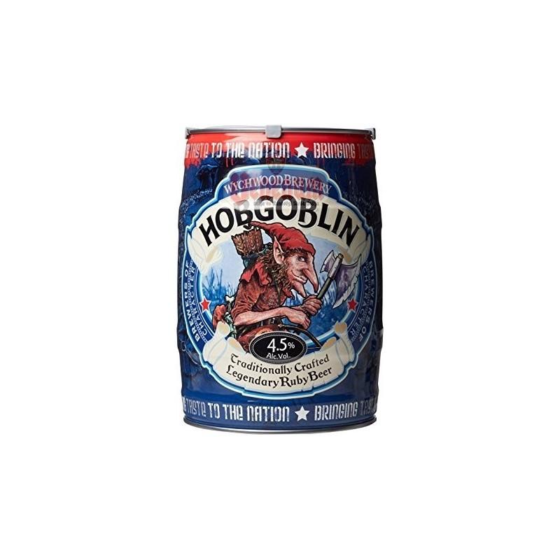 Hobgoblin 5L -es partyhordós kiszerelésű angol sör