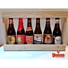 Szikszpakk Brun Félméteres barna belga sör válogatás