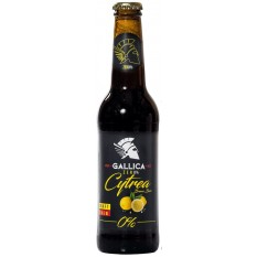 Gallica Cytrea Zero 0,33l alkoholmentes sör