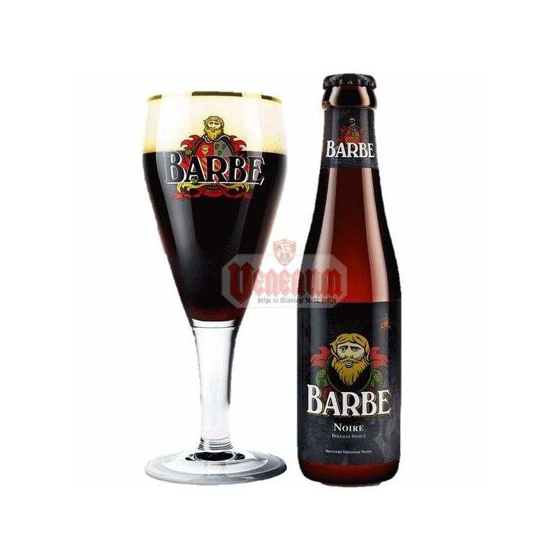 Barbe Noire 9% 0,33L belga sör