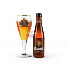 Barbe Rufa 8% 0,33L belga sör