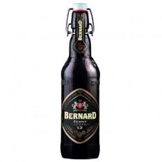 Bernard Dark Lager 0,5L Cseh sör