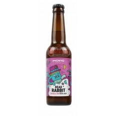 Monyo Dead Rabbit 0,33l kézműves Magyar sör