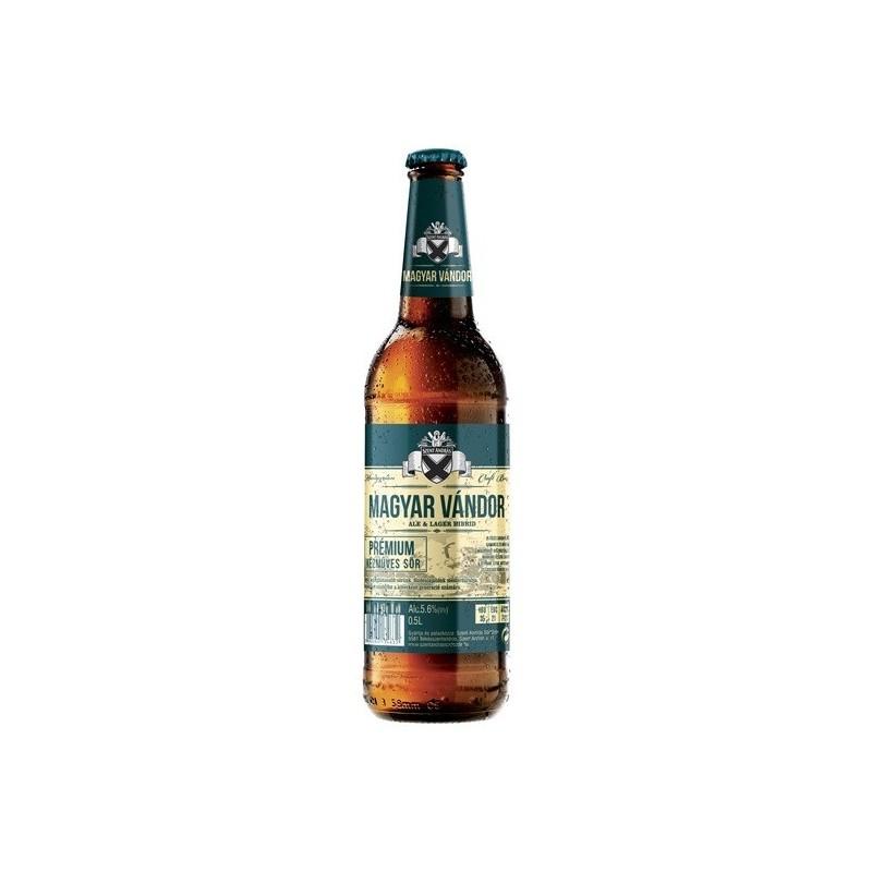 Békésszentandrási Magyar Vándor 0,5L kézműves sör