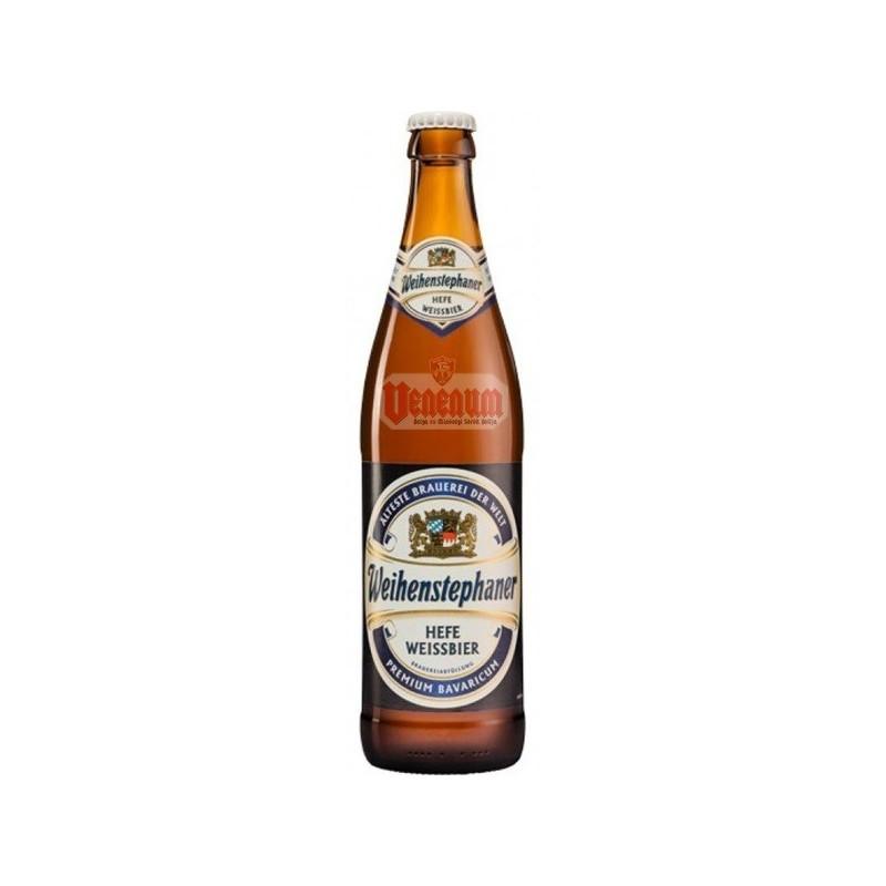 Weihenstefaner Hefe 5,4% 0,5L német világos búzasör