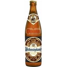 Weihenstefaner VITUS 7,7% ! 0,5L német világos búzasör