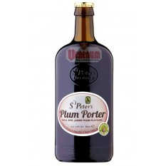 St. Peter's Plum ( szilvás ) Porter 0,5l Angol sör