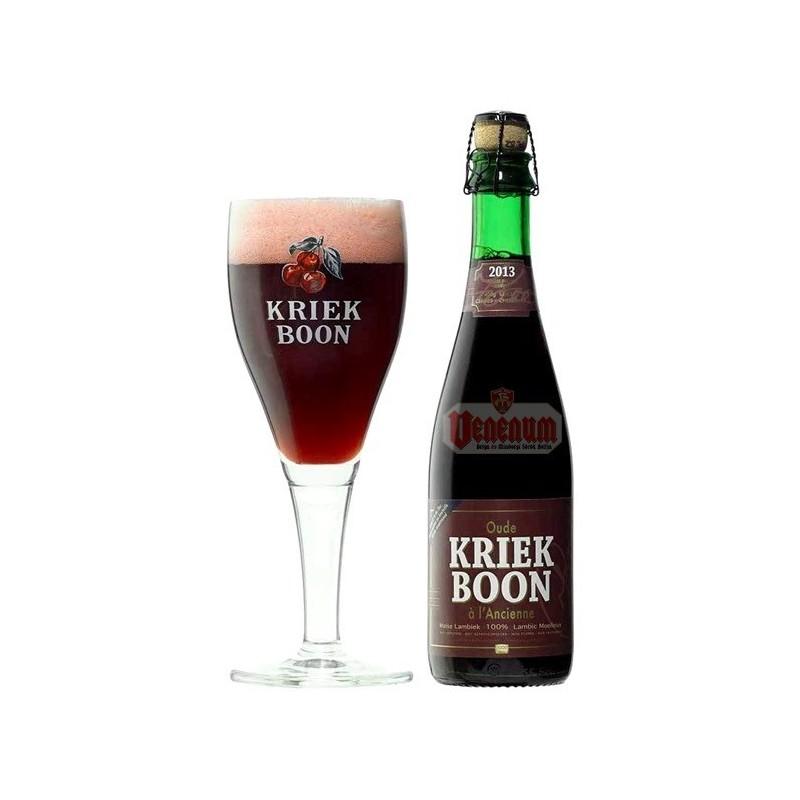 Boon Oude Kriek 0,375L belga meggysör