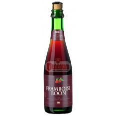 Boon Oude Framboise 0,375L belga málnás gueuze sör