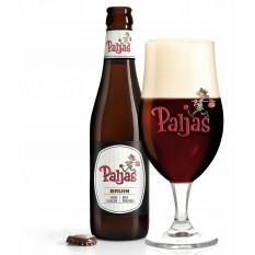 Paljas Bruin 0,33L belga sör