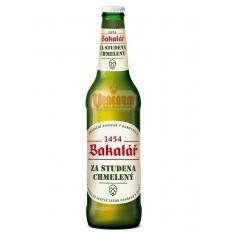 Bakalár Za Studena (hidegen komlózott) 5,2% 0,5l cseh sör