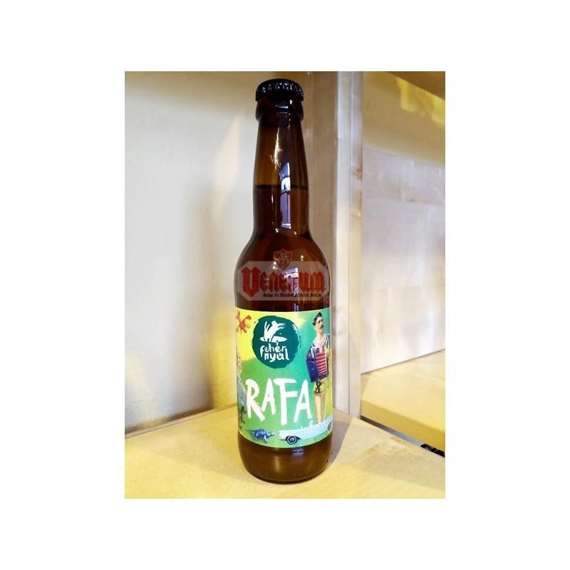 Fehér Nyúl Rafa 0,33l kézműves Magyar sör