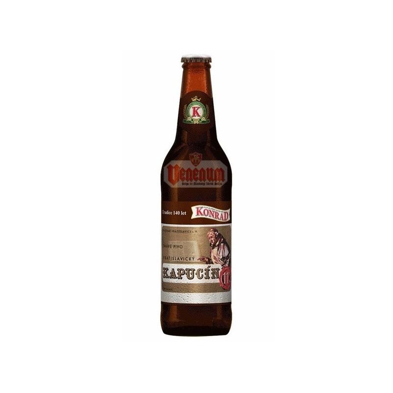 Konrad Svétly Lezak 12°  0,5L Cseh sör