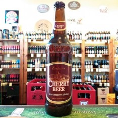Novopacké Cherry Beer 0,5L 4,5% Cseh meggyes sör