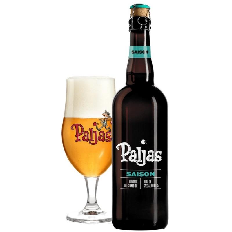Paljas Saison 0,75L belga sör