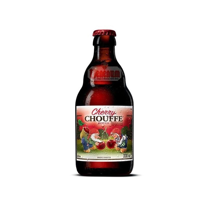 Cherry Chouffe 0,33L belga meggyes sör